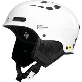 Sweet Protection Igniter II MIPS Helmet Men gloss white